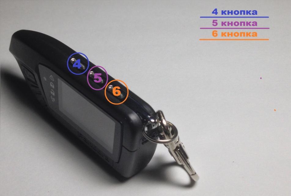 инструкция сигнализации easycar r 4000