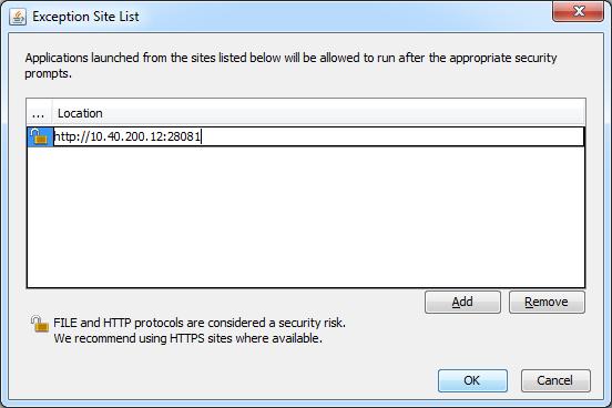 Инструкция по настройке Java для портала суфд (на примере Java 8