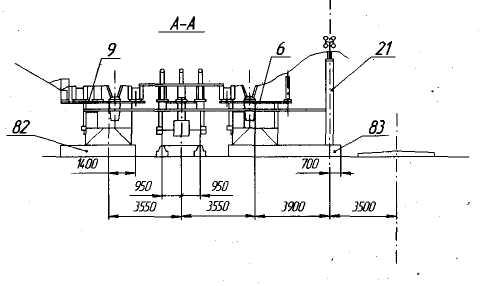 Блок опорных изоляторов 35 кв типа б35 77